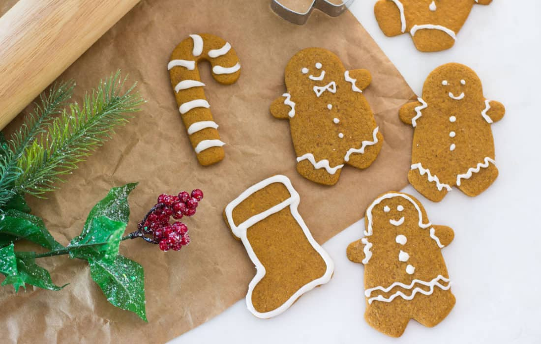 The Best Gingerbread Men Cookies