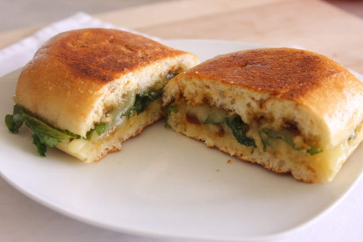 Grilled Brie Cheese Recipe