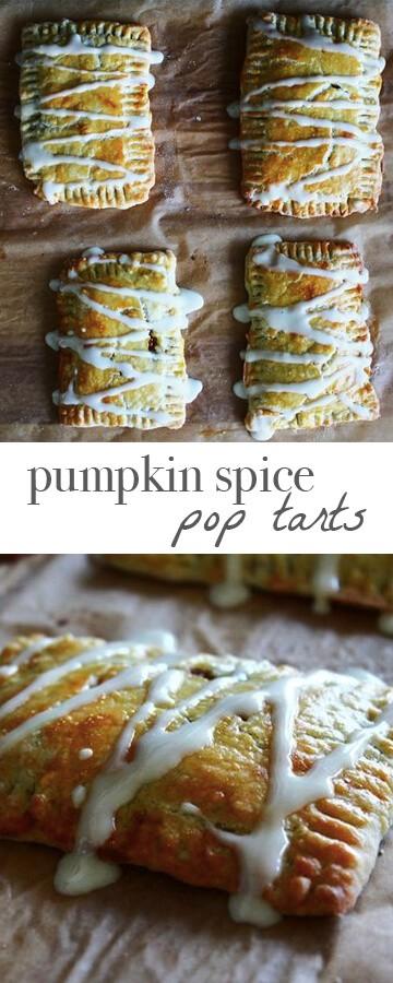 pumpkin spice tarts