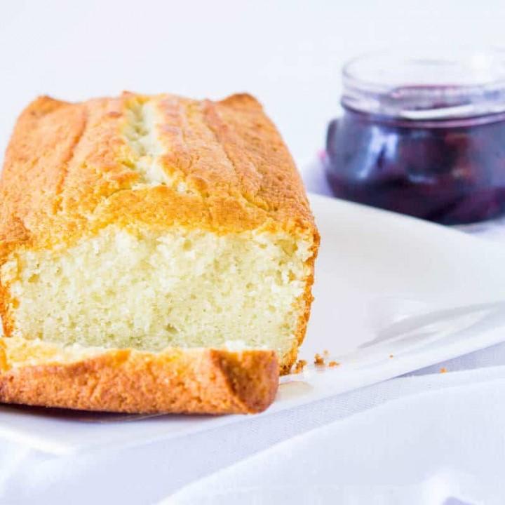 French Yogurt Cake Recipe
