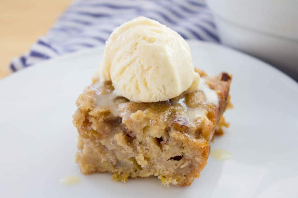 Apple And Mincemeat Cake