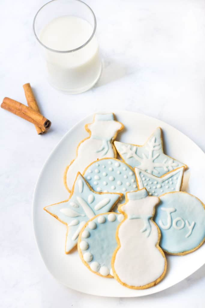 french christmas cookies