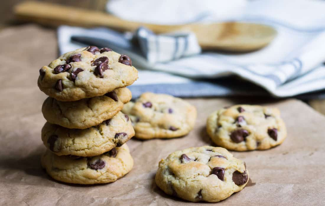 Chocolate Chip Cookies the Old-Fashioned Way