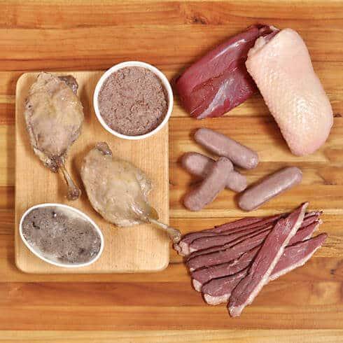 Duck with Orange Sauce, a French favorite! Recipe via MonPetitFour.com