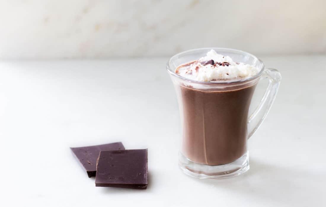 Hot Chocolate French-Style (Chocolat Chaud)