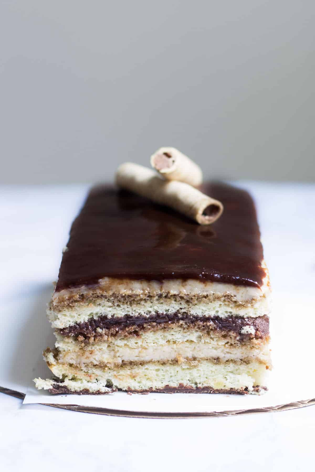 Easy To Make Opera Cake