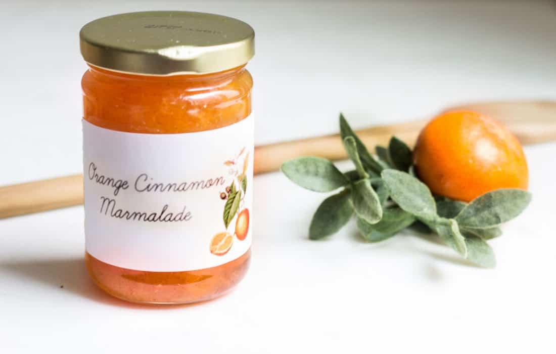 Orange Marmalade (Confiture d'Orange)