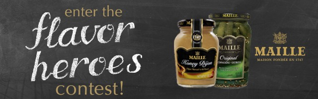 Maille Flavor Heroes