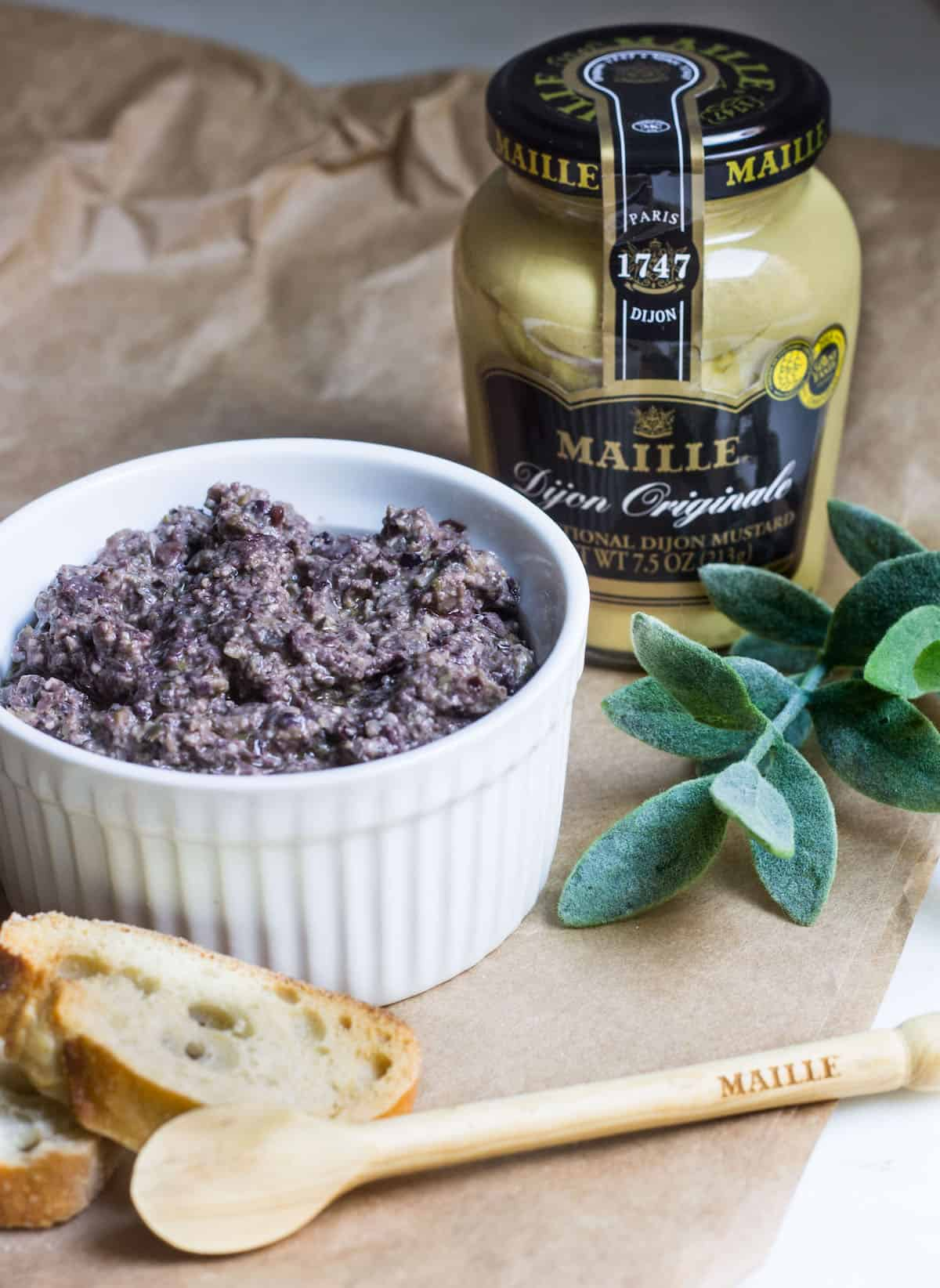 Flavor Heroes: Maille Mustard via MonPetitFour.com