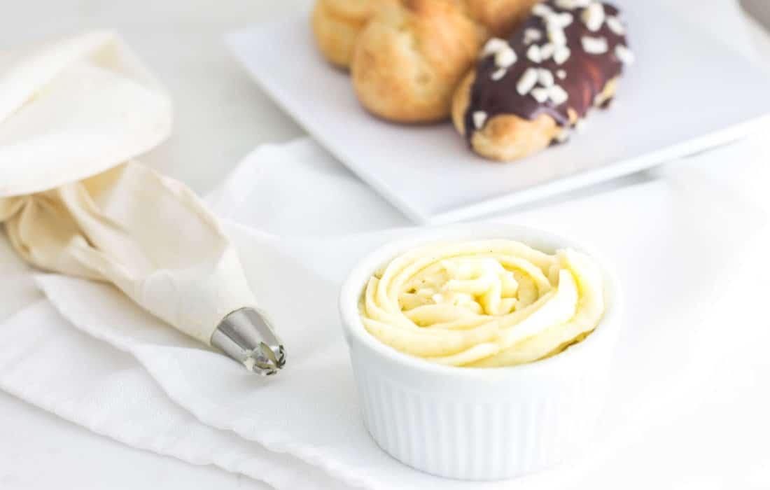 Pastry Cream (Crème Pâtissière)