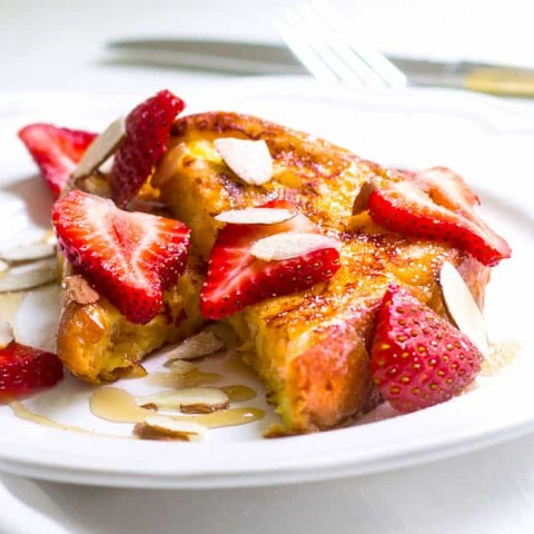 french toast pain perdu