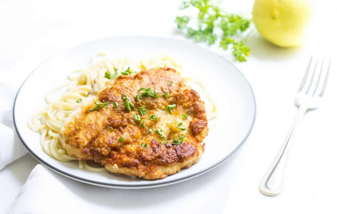 Chicken Meunière (Chicken with Lemon-Butter Sauce)