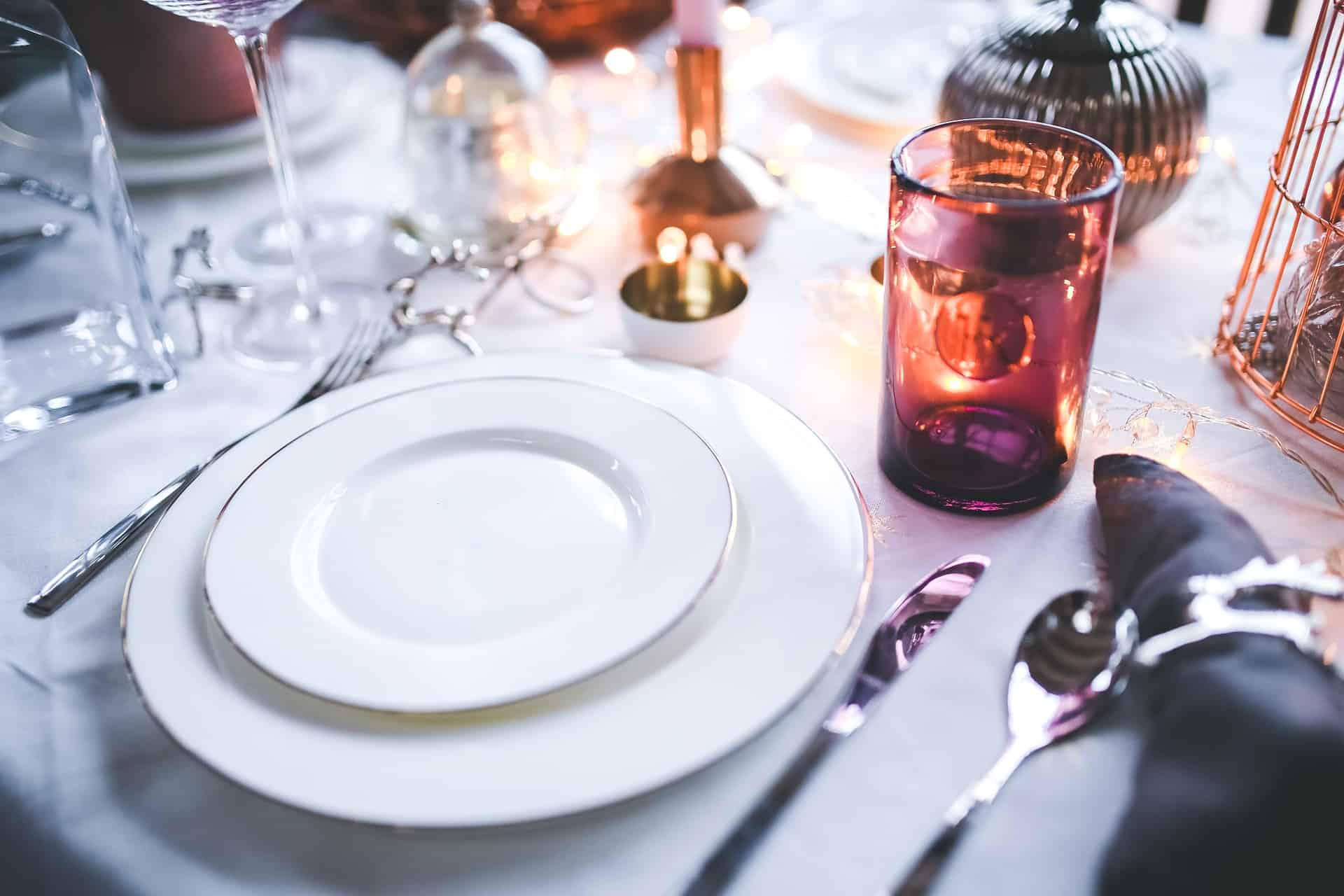 The French Table - place setting