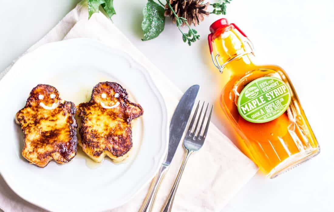 Pain Perdu for Holiday Brunch