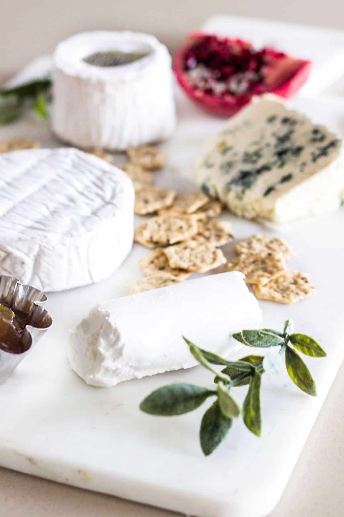 Cheese and Wine Pairings via MonPetitFour.com. Make a cheese board and pair them & Cheese and Wine Pairings - Mon Petit Four