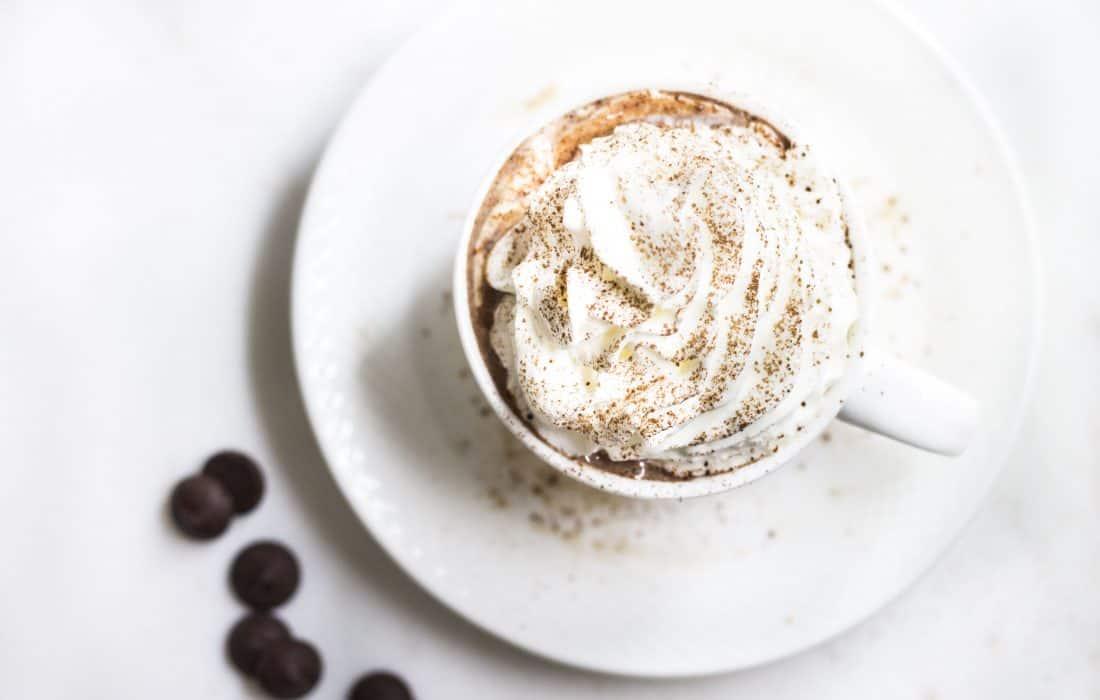 Cafe Mabillon in Paris: Chocolat Viennois