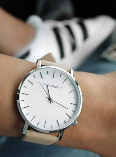 Classic Watches to Add to Your Style