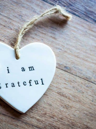Practice Gratitude and See the Good