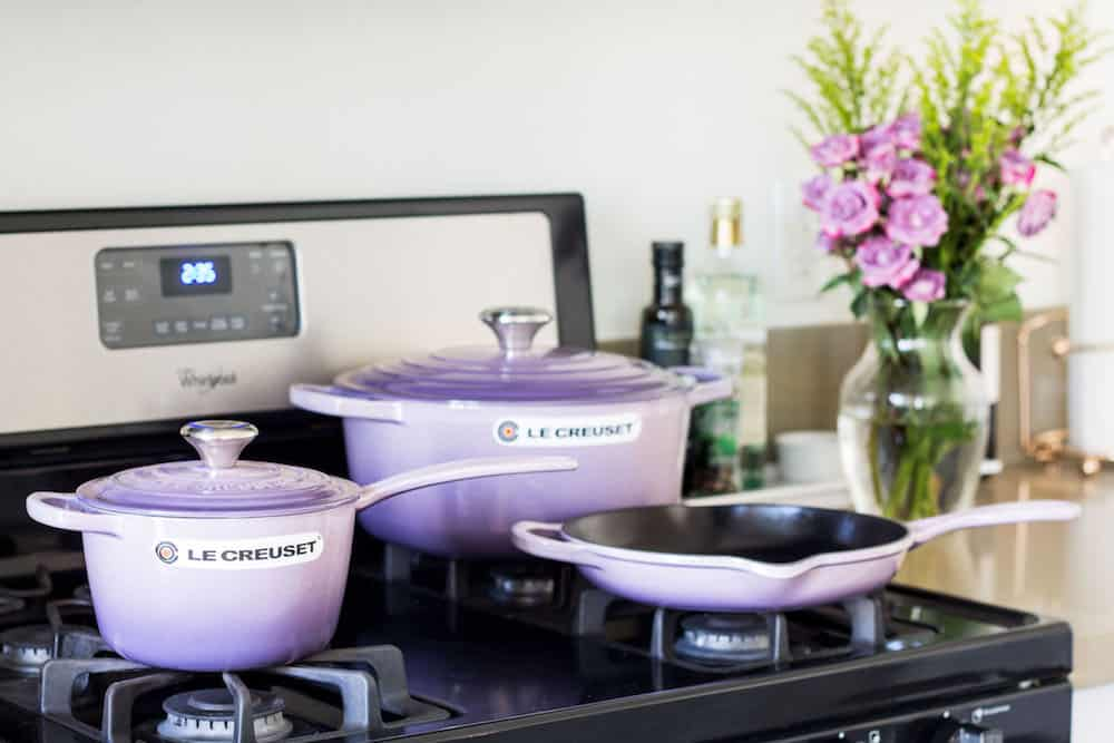 Le Creuset Provence Collection