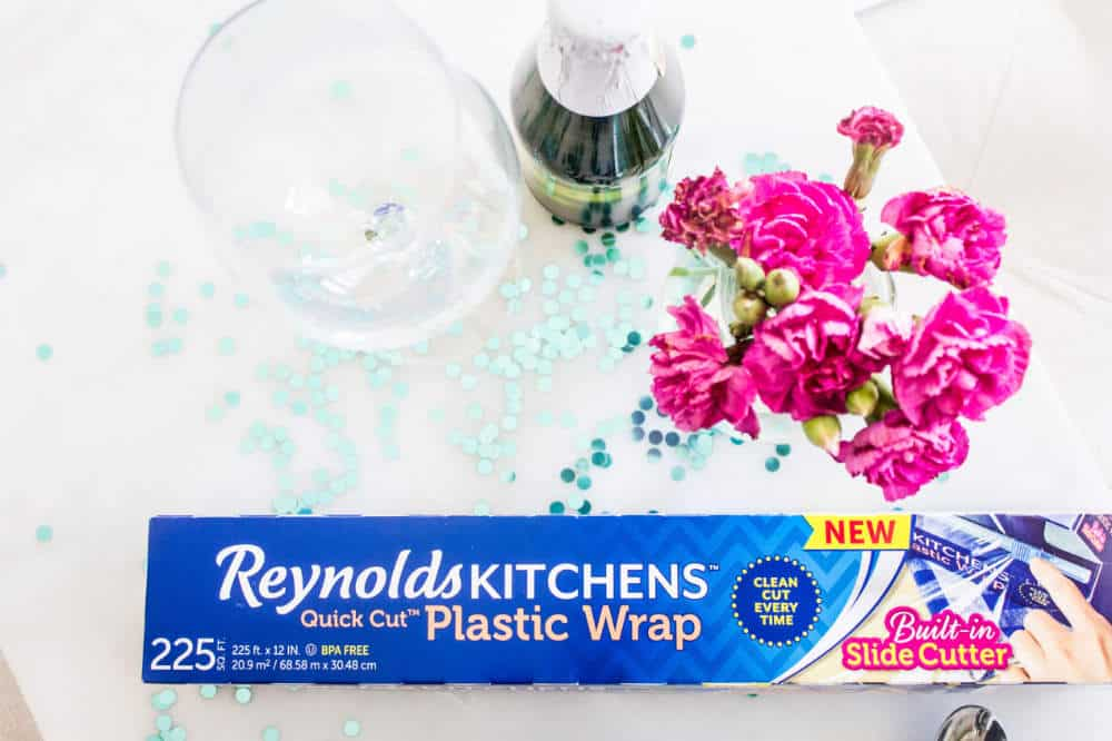 Reynolds Kitchens Quick Cut Plastic Wrap
