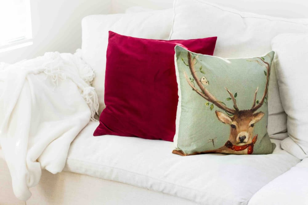 Christmas pillow covers from amazon