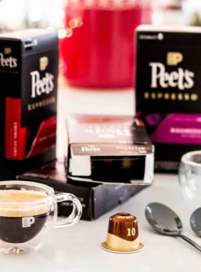 Peet's Espresso Capsules featured image