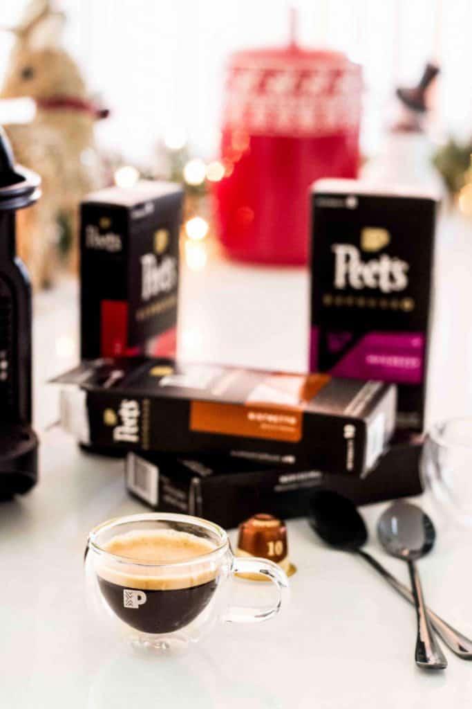 Peet's Espresso Capsules ristretto
