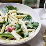 Easy Pasta Salad Recipe featured image