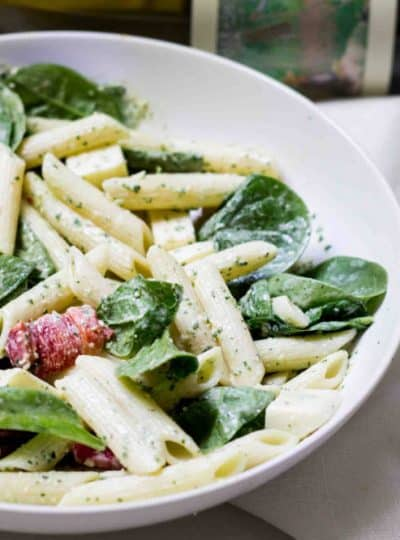 Easy Pasta Salad Recipe featured image