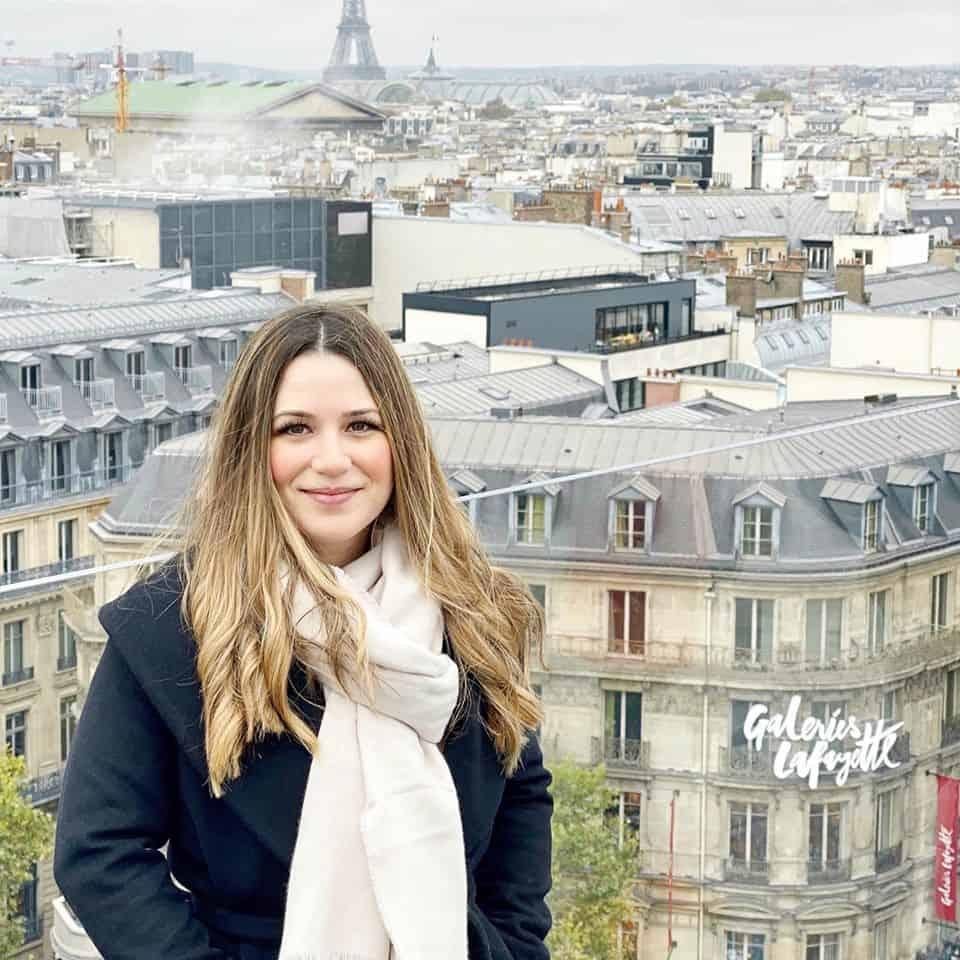 Beeta in Paris